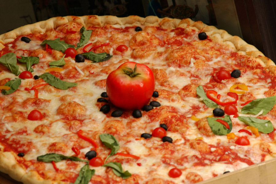 Quo Italy Greece - Pizza