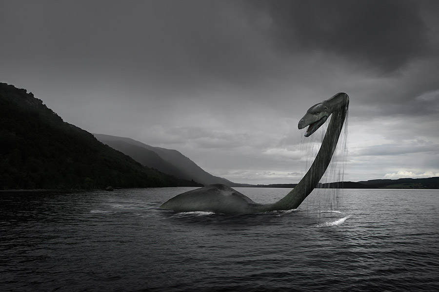 Quo12_HarryPotter_Loch Ness Monster